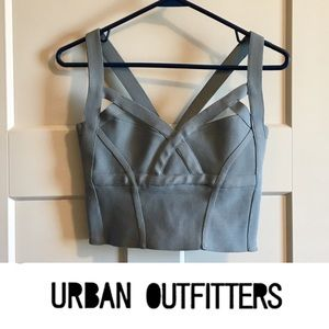 Urban Outfitters Bustier Top